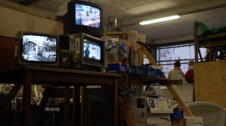 Atelier installation vidéo @ la Redonnerie