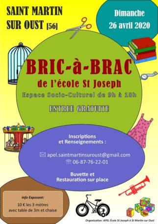Bric à Brac @ Salle SocioCulturelle