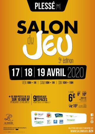 Salon du Jeu - 9e édition @ Domaine de La Roche