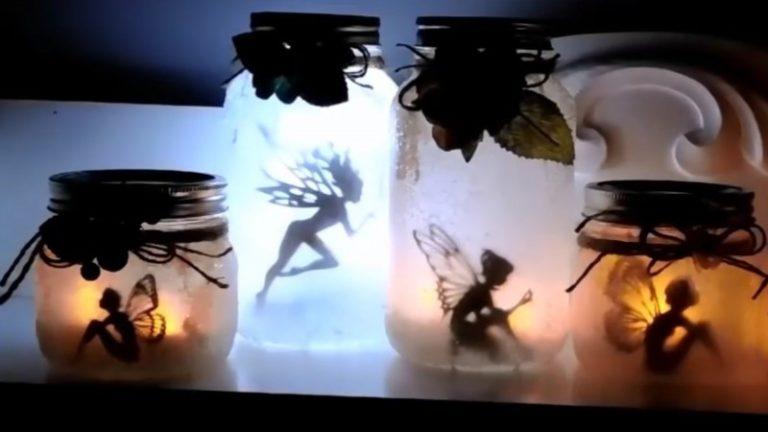 Lampe féérique : une fée en bocal ! @ Espace Multimédia de la Médiathèque