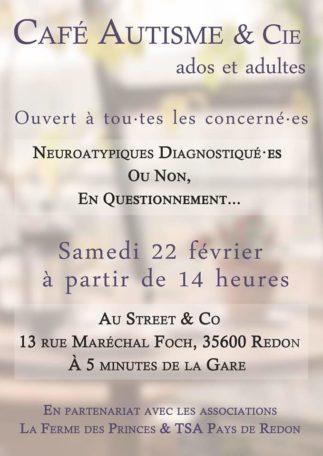 Café Autisme & Cie @ Street & Co