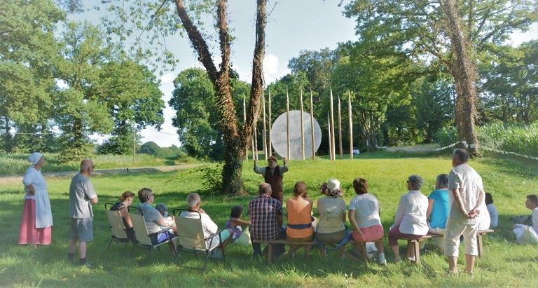 Sur les pas d'un roi breton : Nominoë @ rdv place Nominoë