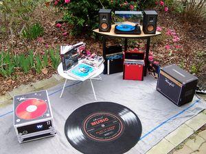 En Avril c'est le vinyle ! Un salon d'écoute à la médiathèque @ Médiathèque