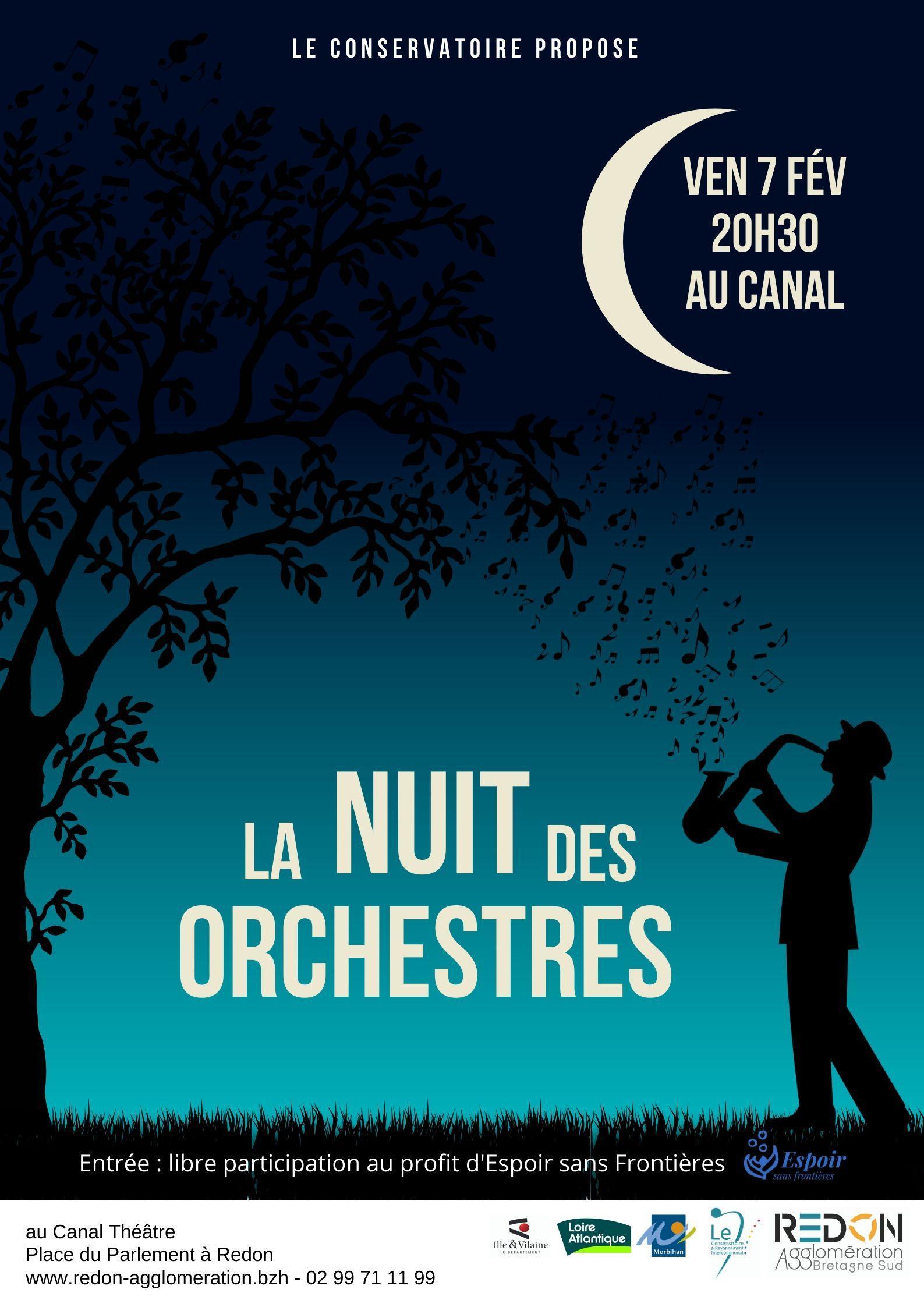 4ème Nuit des orchestres