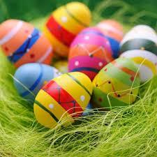 Chasse aux œufs @ Stade de foot
