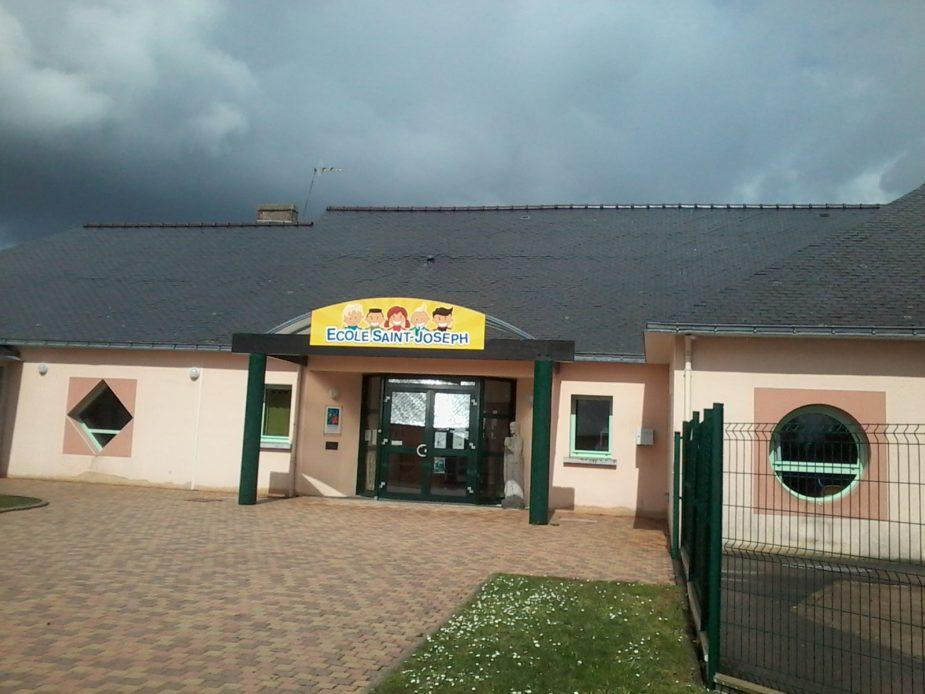 Porte ouverte école St Joseph Bains/Oust