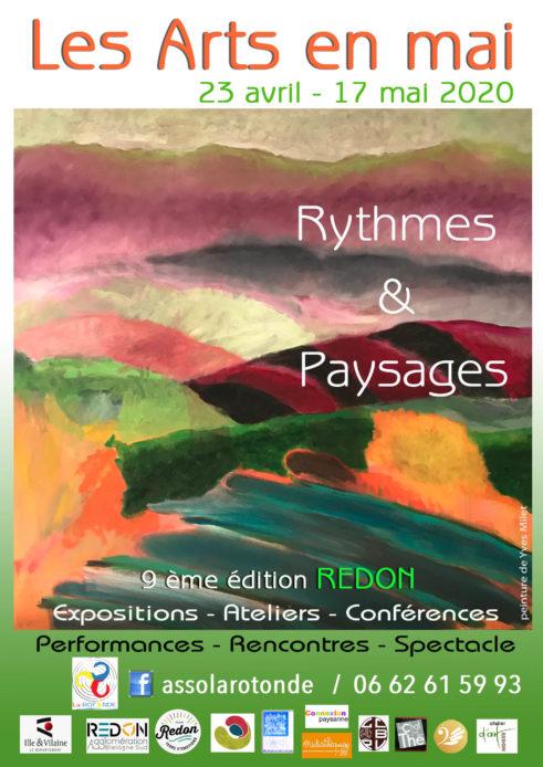 """Conférence – Rencontre 9ème édition """"Arts en mai"""" 2020"""