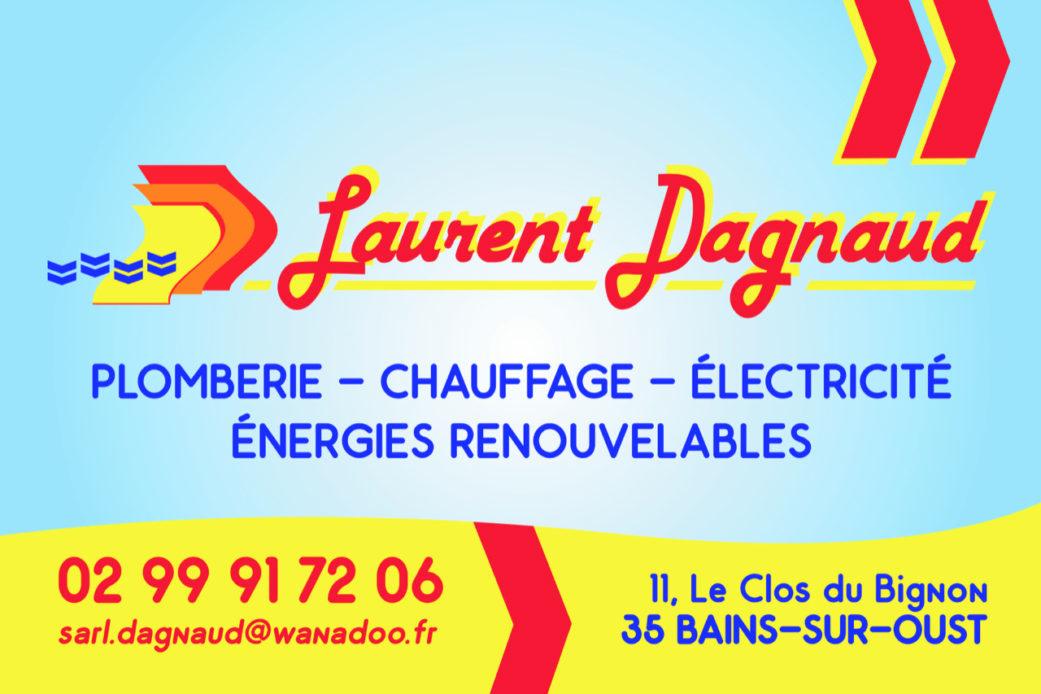 Laurent Dagnaud (Plomberie-Chauffage-Electricité)