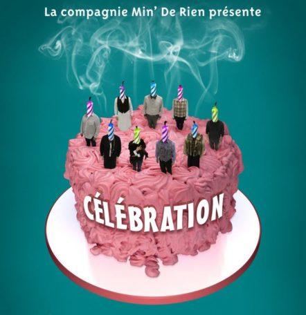 """CÉLÉBRATION par la Cie Min' De Rien @ P""""tit Théâtre Notre Dame, 1 quai Surcouf"""