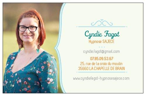 Cyndie Fagot (Naturopathe et hypnothérapeute)