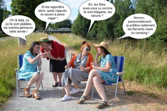 Partez au camping… à Peillac !