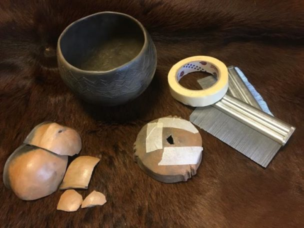 """Atelier """"Deviens céramologue"""" @ Maison néolithique"""