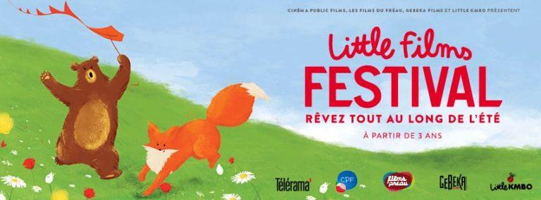 Little Films Festival (jeune public) @ Ciné Manivel