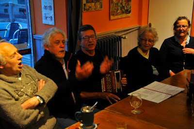 Apéro chanté @ Ecluse de La Touche
