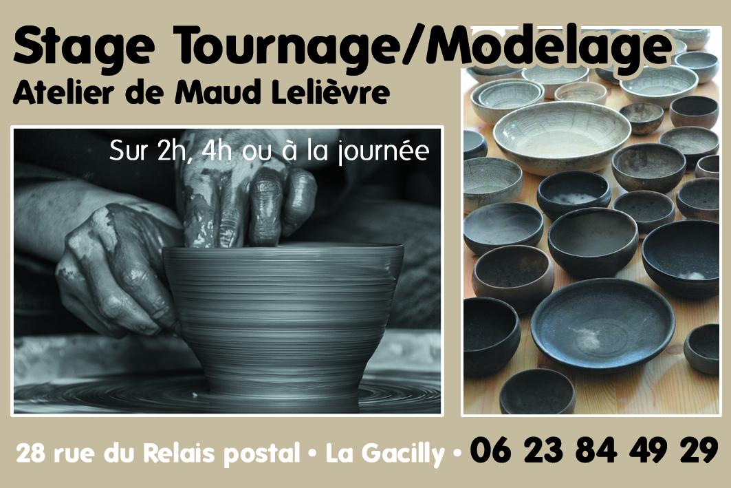 Atelier de Maud Lelièvre