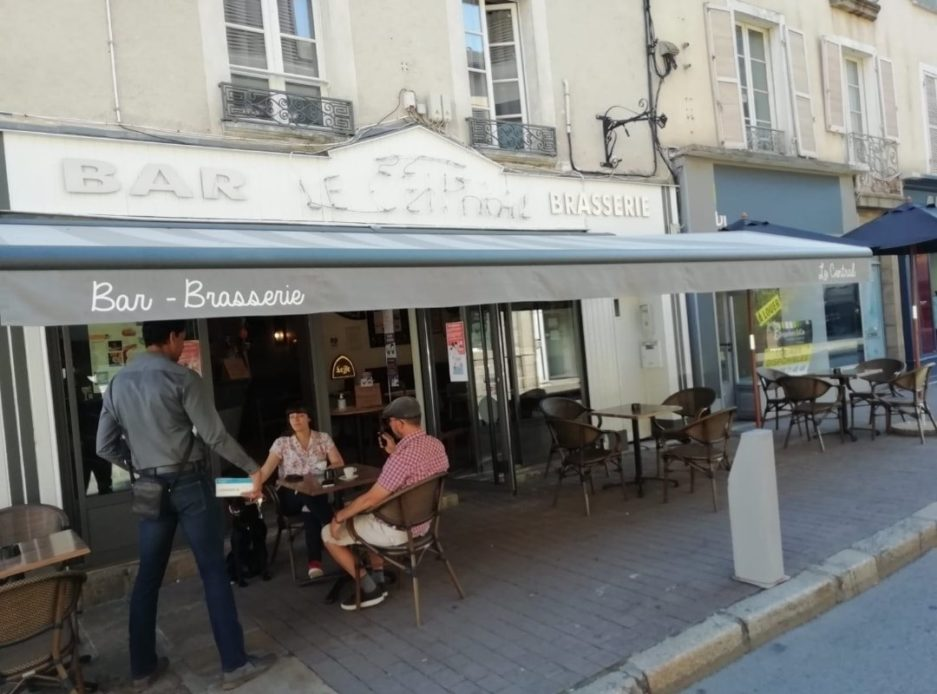 Bar – Brasserie le Central