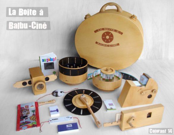 Atelier Balbu ciné @ Médiathèque