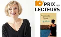 """Lecture musicale du roman """"Murène"""" de Valentine Goby @ Médiathèque communautaire"""