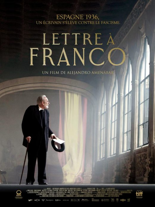 Conférence : Amenábar et sa Lettre à Franco et aux fascismes