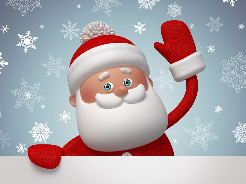 Animations de Noël à Allaire