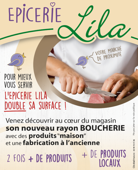 Epicerie Lila
