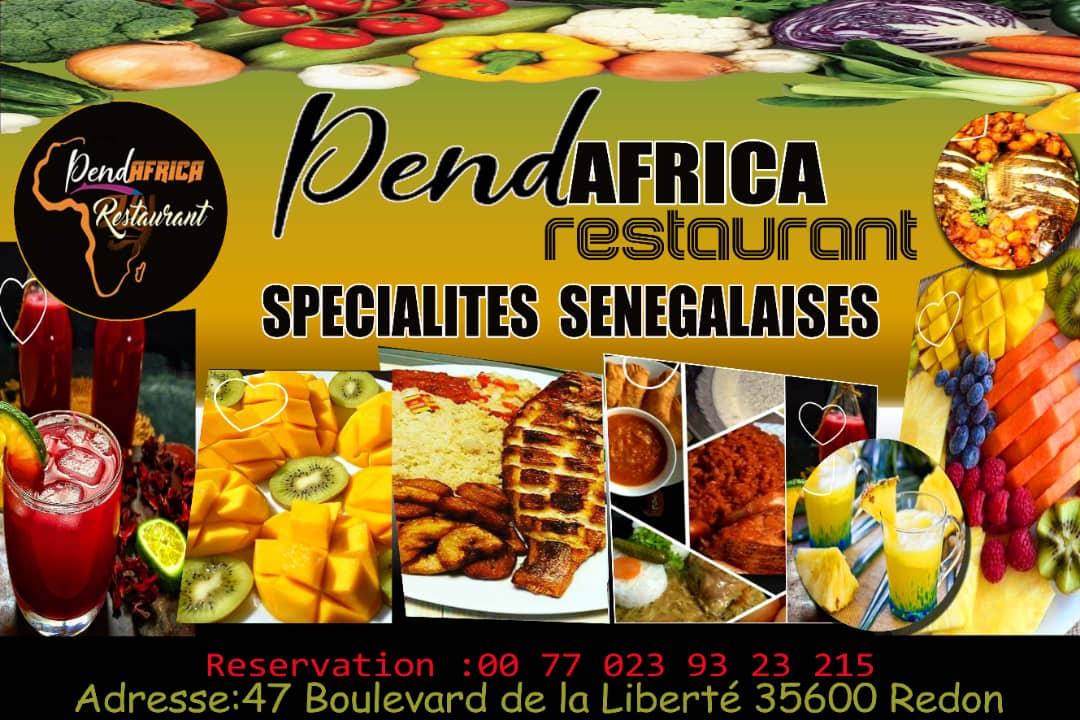 Pendafrica restaurant