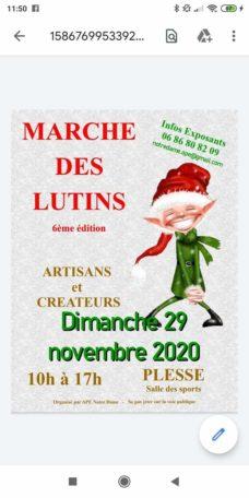 Marché des Lutins @ Salle Omnisports