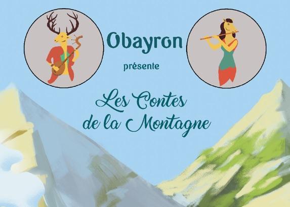 """Heure du conte """"Les contes de la montagne"""" @ Médiathèque communautaire"""