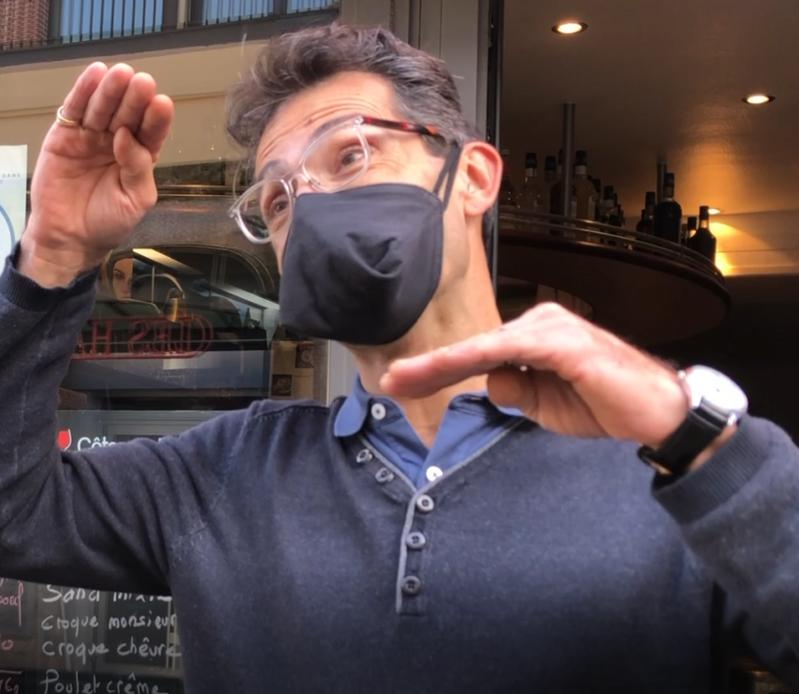 Vidéo/Témoignage : Stéphane, un restaurateur qui y croit