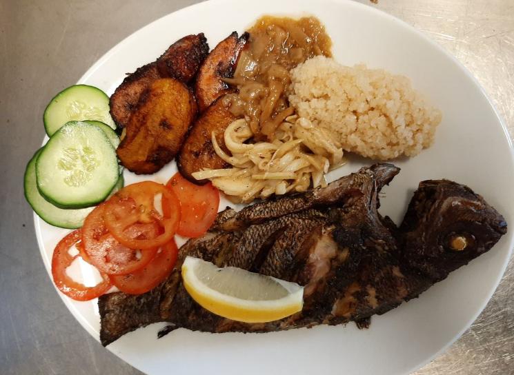 plat Sénégal cuisine traditionnelle