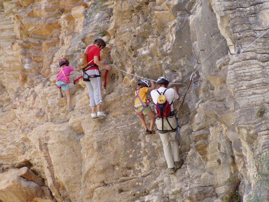roc aventure sorties