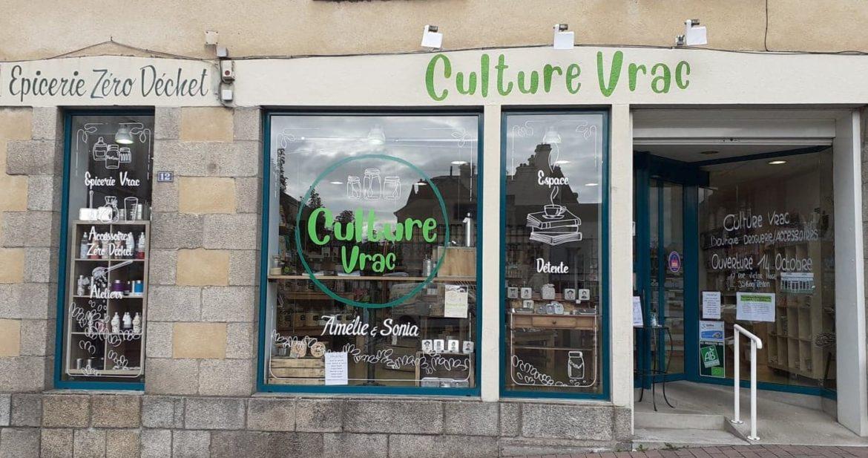 Culture vrac - épicerie vrac