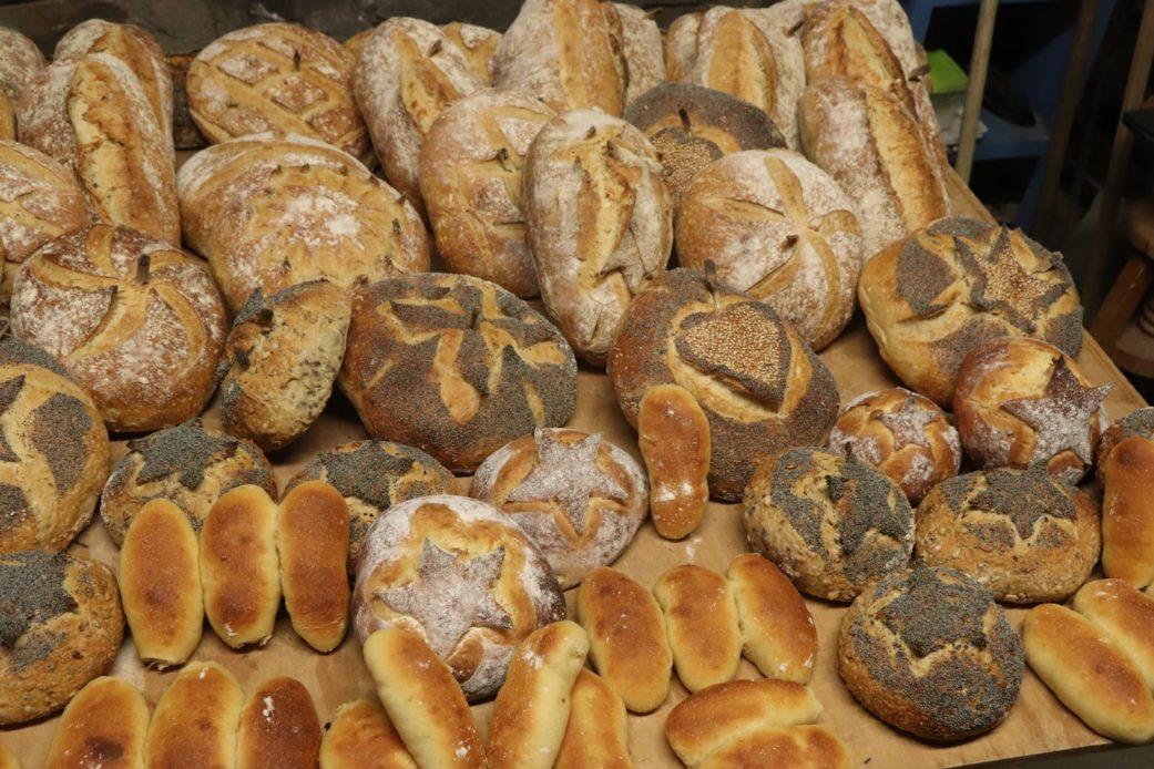 pain clé de voûte