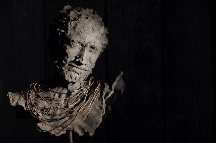 maud Lelièvre sculpture