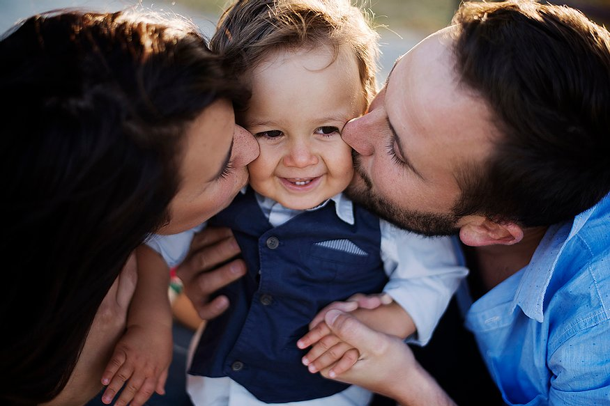 Luci mahé photographe famille