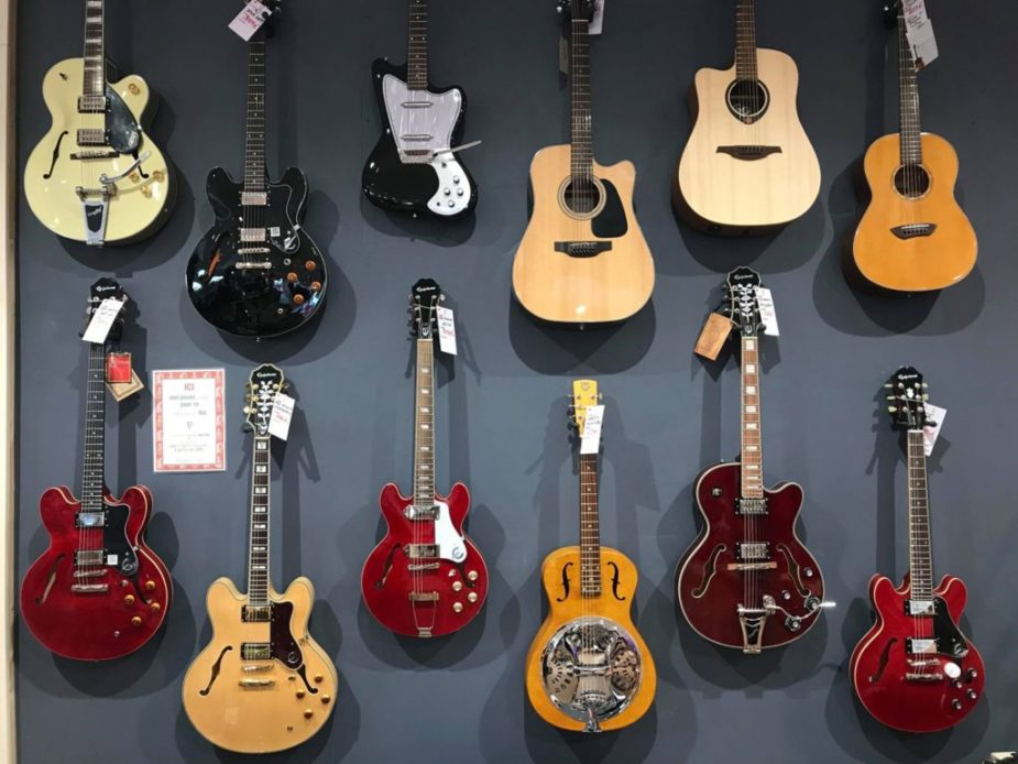 danette music guitares