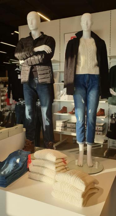vêtements chaussures