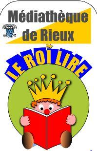 Le roi lire @ Médiathèque