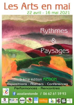 """Vernissage exposition (""""Arts en mai """" 9ème édition)"""