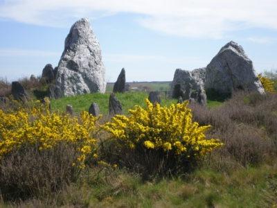 Visite découverte dolmen