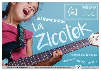 ZIcotek, pour tester un instrument !