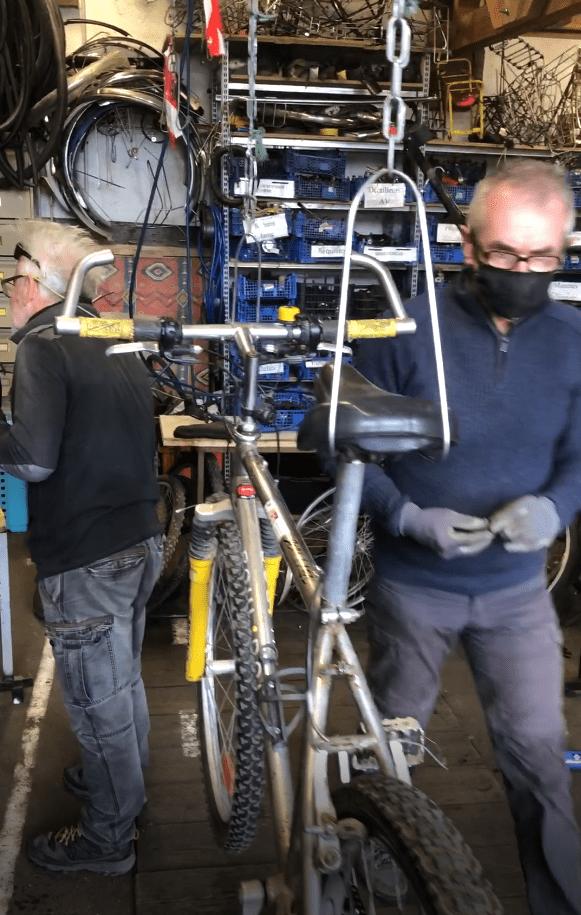 Bénévoles Vélo pour tous