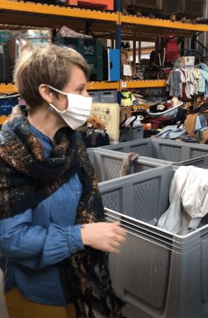 Vidéo : les coulisses de la recyclerie