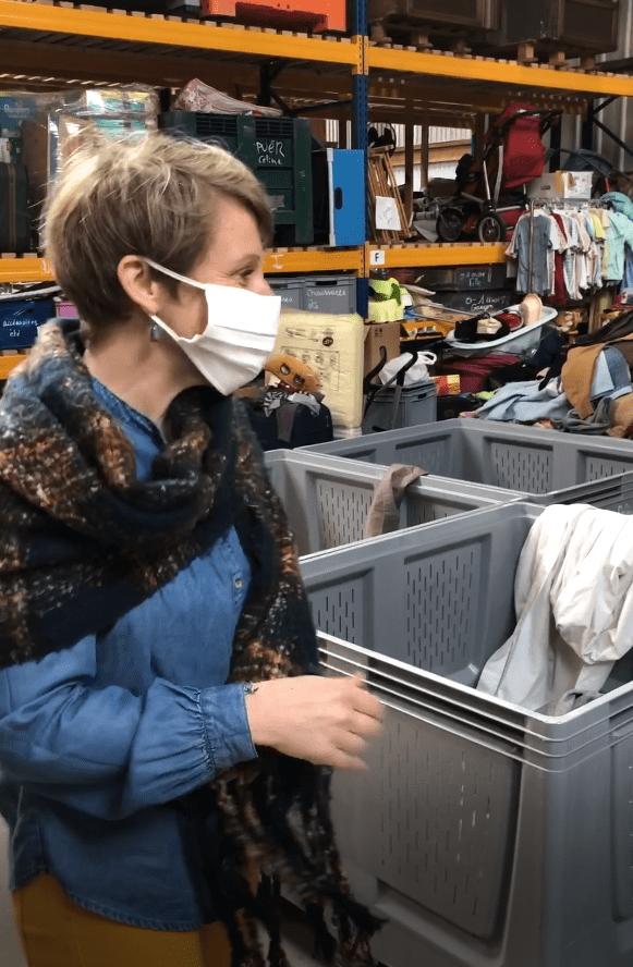 Atelier vêtements de la Redonnerie