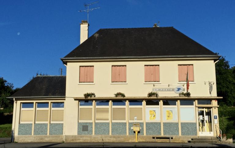 ancienne poste de Langon