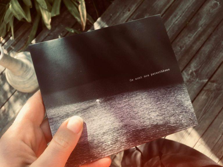 """Album """"Ce sont nos parenthèses"""""""