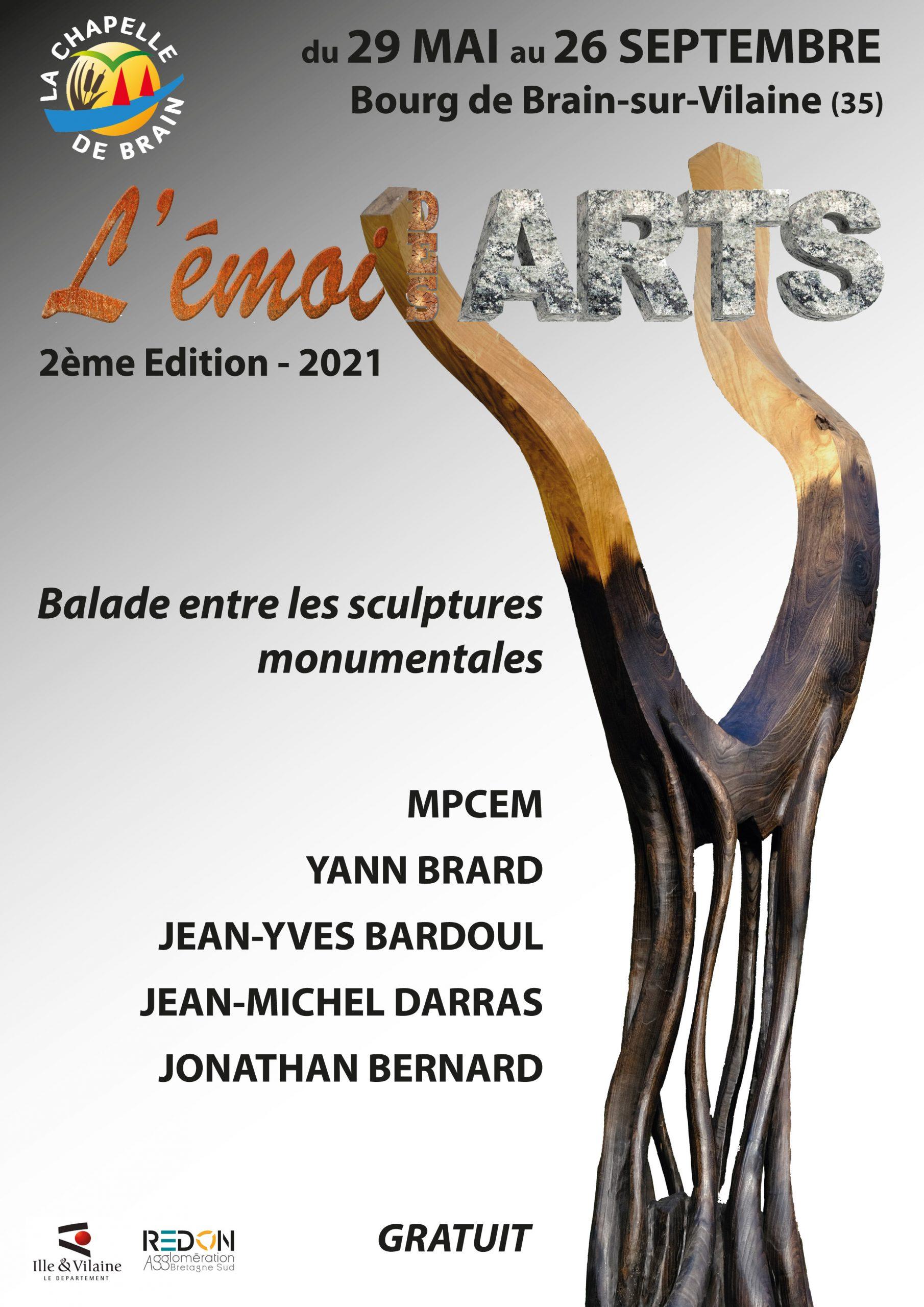 """""""L'émoi des Arts"""""""