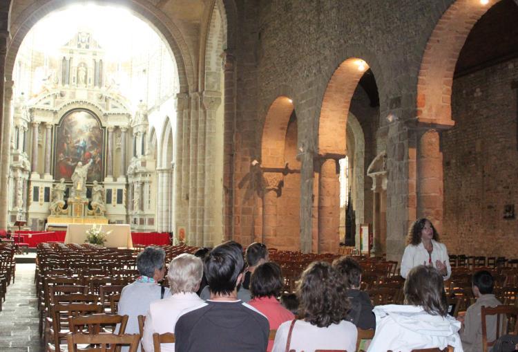 Visite guidée : Saint-Sauveur, une abbaye en coeur de ville