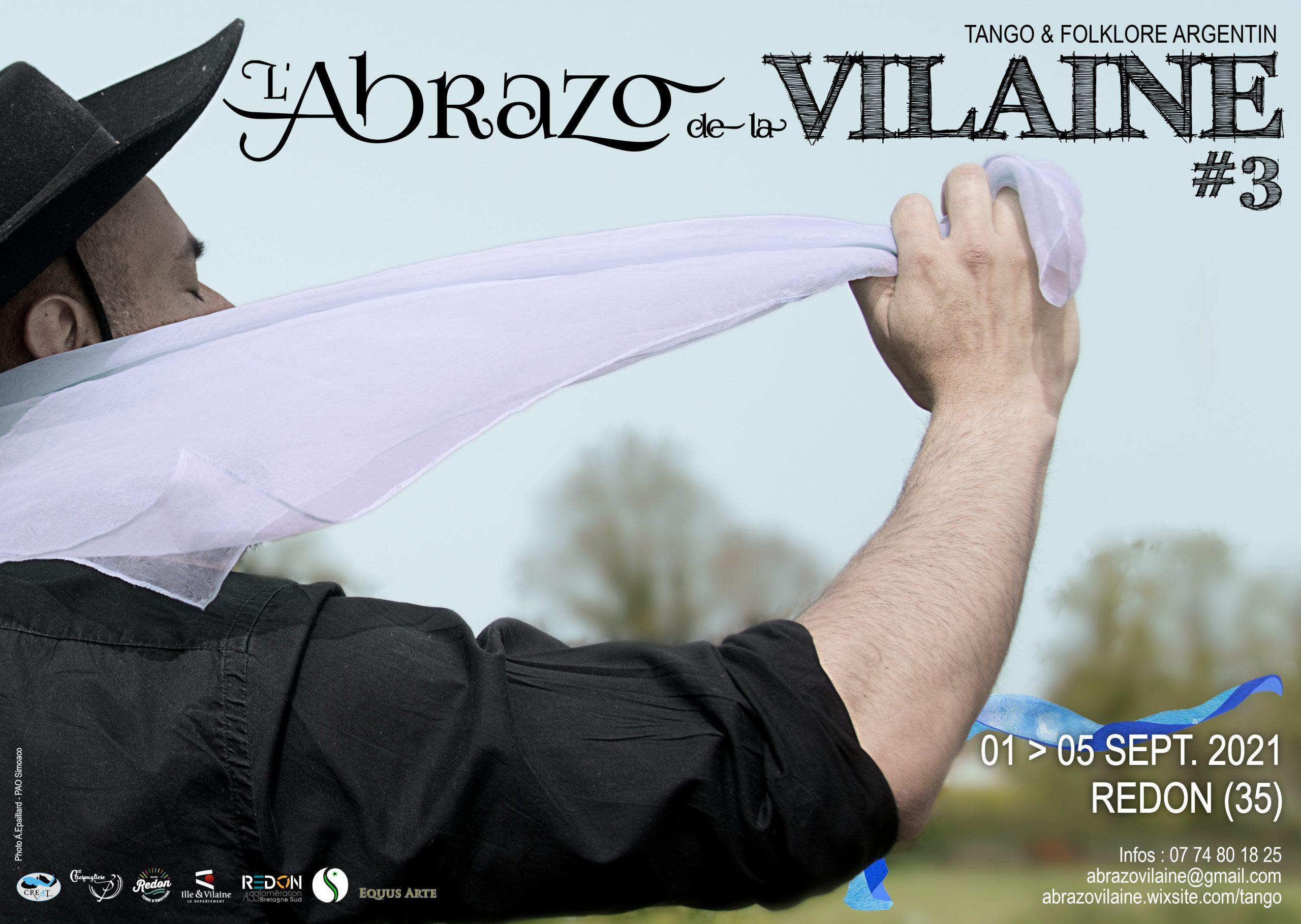 Festival de tango et folklore argentin L'Abrazo de la Vilaine