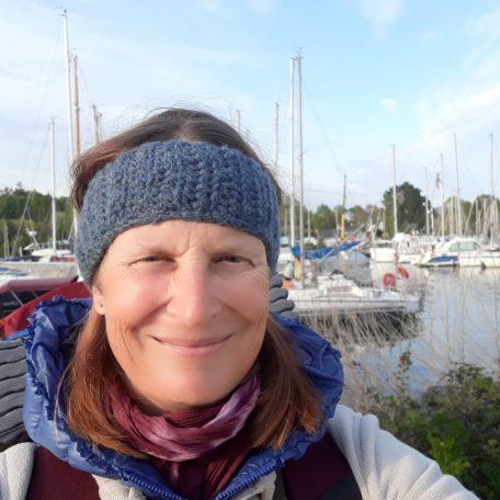 Natacha fait son tour de Bretagne à pied